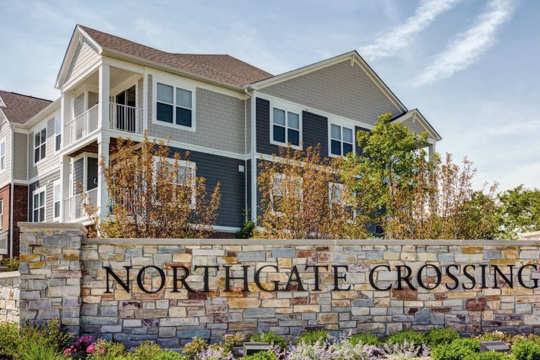 Northgate Crossing Wheeling IL | Kinzie Builders