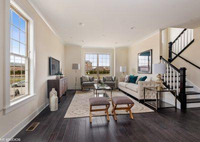 Elm Street Place Luxury Townhomes - Deerfield IL - Kinzie Builders