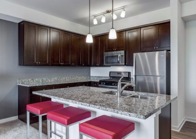 Residences of Orland Park Crossing | Kinzie Builders